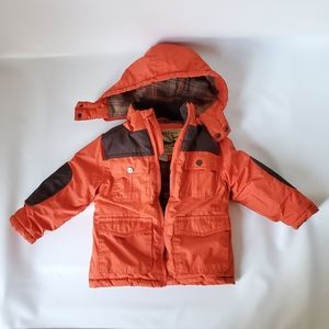 Hawke & Co. Warm Winter Baby Boys Jacket